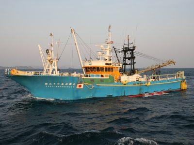 第37金比羅丸 網船