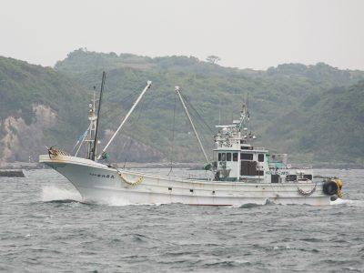 第5金比羅丸運搬船